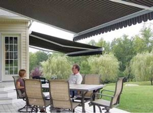 Our Most Popular Patio Awnings! Estate Patio Awnings Have Many Options To  Cover Your Deck, Patio Or Balcony With Style And Provide A High Level Of  Privacy.